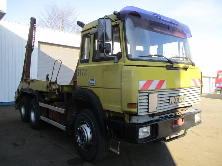 Iveco Magirus 260-34 AH , 6x4 , Turbostar , German Truck - 1992
