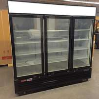 New 3 Glass Door Refrigertor Soda Merchandiser Cooler Display