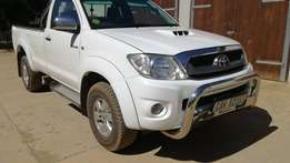 2011 Toyota Hilux 3.0D-4d 4x2 Single Cab