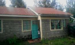 A 3 bedroom in ongata rongai near tuskys.