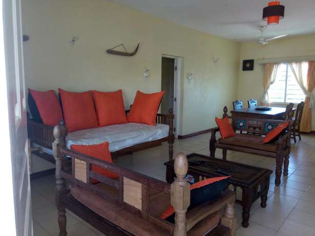 2BD Holiday Apartment Located Behind Citymall Nakumatt Nyali. Nyali - image 4