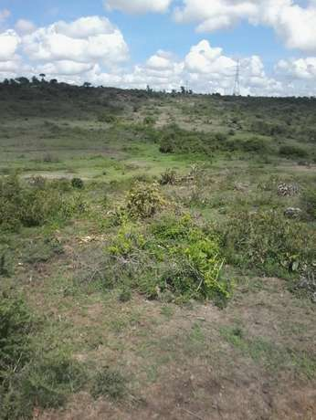 3 and 1/4 acres at Juja farm Mumba area. With a clean Freehold title. Kalimoni - image 3