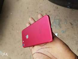 Extra mint 128gb Yankee used iPhone 7 Red for sale for a low price
