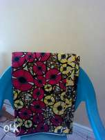 I sell the best African Print Material from Congo at R400 for 6 yards