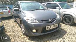 KCF grey 7seater Mazda premacy