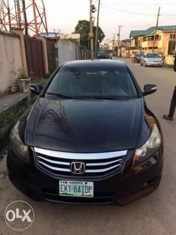 Registered Honda accord 2009 upgraded to 2011 Surulere - image 1