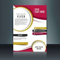 Awesome printout for flyers different size at affordable price