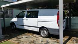 Mercedes Vito cd115
