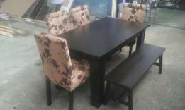 Set of dining table set