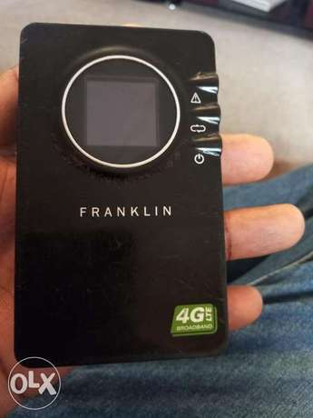 Cheap 4G Smile router Ibadan South West - image 1