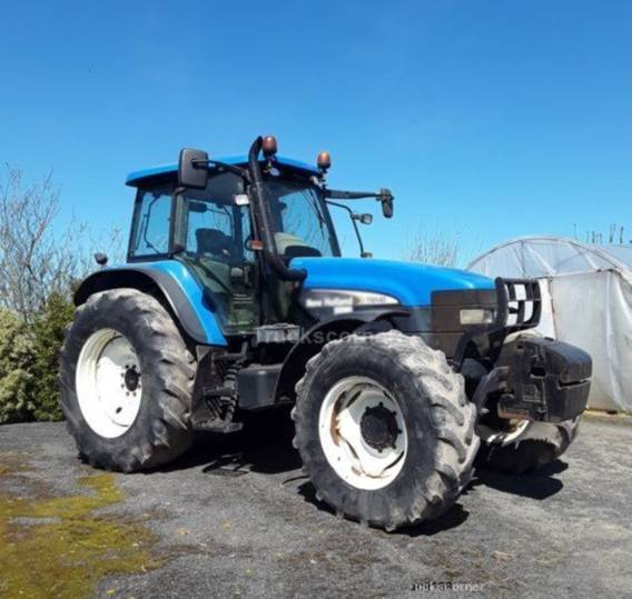 New Holland tm 140 - 2004