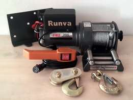 RUNVA EWX3000U LBS 12V electric winch