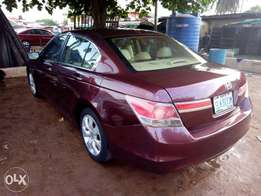 Honda accord..2008 model extra clean