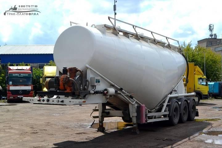 oztas  bnm3m  cement tank - 2019