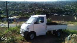 Good running bakkie and it save fuel.