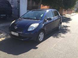 2006 Toyota Yaris 1.3 with aircon