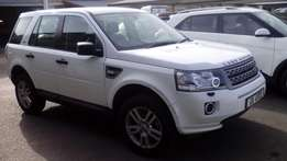 2013 Landrover Freelander 2 SD4 S, Automatic, White