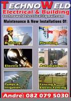 For your A-Z Building, Electrical & Plumbing needs