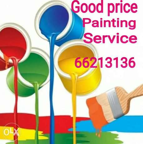 Good price All kinds of maintenance Painting services.