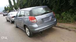 Toyota matrix 2003 model very clean buy and drive