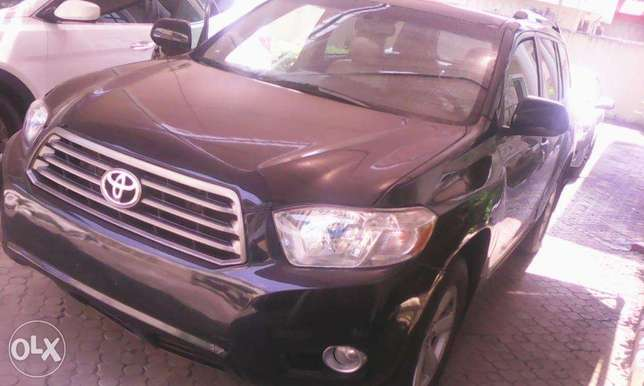 super clean tokunbo toyota highlander 2008 model for 5.2m Lekki - image 3