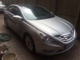 2012 Hyundai Sonata 2.4 GLS Executive Automatic