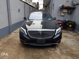 Neat 2015 S550 for sale