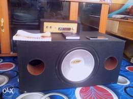 Speaker Cabinet and free amplifier