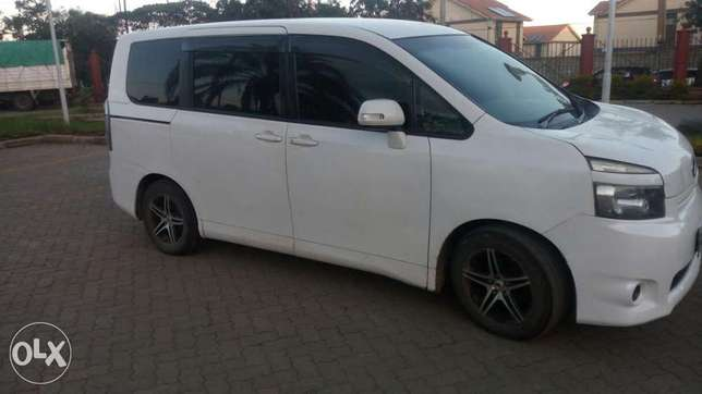 clean voxy kcc on sale accident free Nairobi CBD - image 4