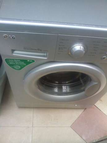 LG Washing machine. Nairobi CBD - image 2