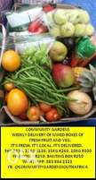 Best veggies in down delivered right to your door step