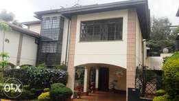 Luxurious 4 bedroom town house for rent in Lavington