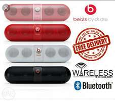 Portable DR DRE BLUETOOTH Pill Beat Speakers