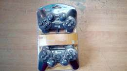 PC Double Shock Controller