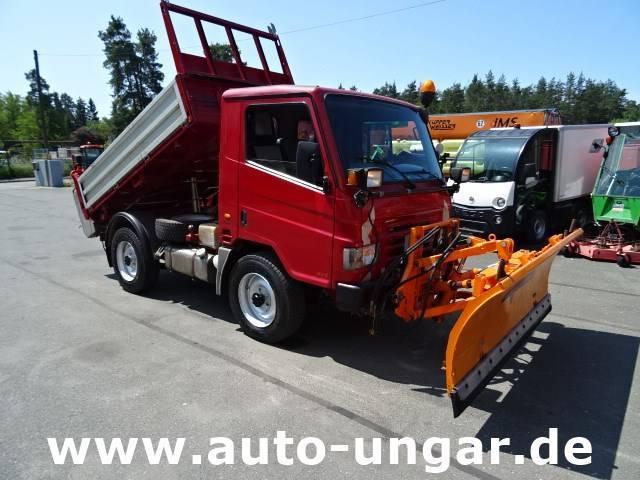 Bonetti Fx 100/50 4x4 Winterdienst Kipper Allrad - 2005