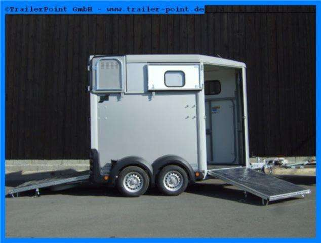 Ifor Williams Hb403 Silber