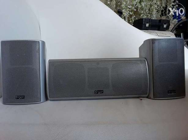 3 argon speakers A100