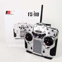 FLYSKY FS 10 2.4 Programmable Radio incl Receiver