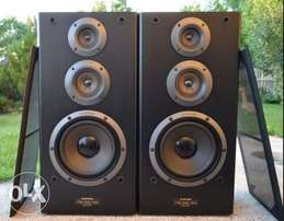 powerfull pioneer ex uk speakers in mint condition