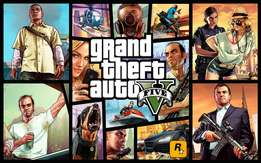 GTA 5 & Other PC Games