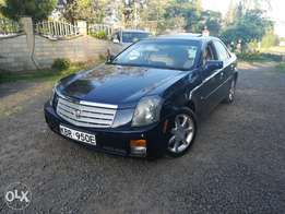 Cadillac CTS 2006 Model In Immaculate condition