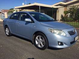 2008 Toyota Corolla 1.6i in very good cond