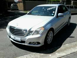 2011 Mercedes Benz E200 CGI BE Avanrtgarde in good condition