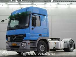 Mercedes Actros 1841 LS - To be Imported