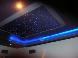 Fibre Optic LED Starlight 1.5 mtr + driver