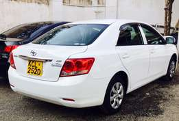 toyota allion latest shape 2012 model at a special price 1,499,999/=