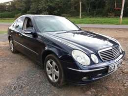 2007 Mercedes Benz E200 auto petrol Sunroof Asking 1.9m