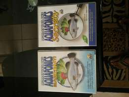 Aquaponics DVD'S for sale