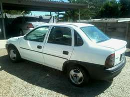 Opel corsa good running order daily use