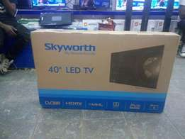 Offer: Skyworth 40 Inches Full HD Digital LED TV Brand New at Shop